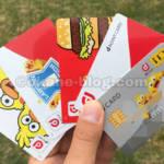 様々なdポイントカードの種類