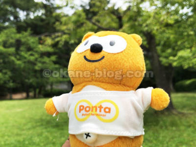Pontaの人形 SEGAーUFOキャッチャー