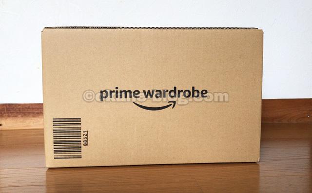 Prime Wardrobe(プライム・ワードローブ)やってみた